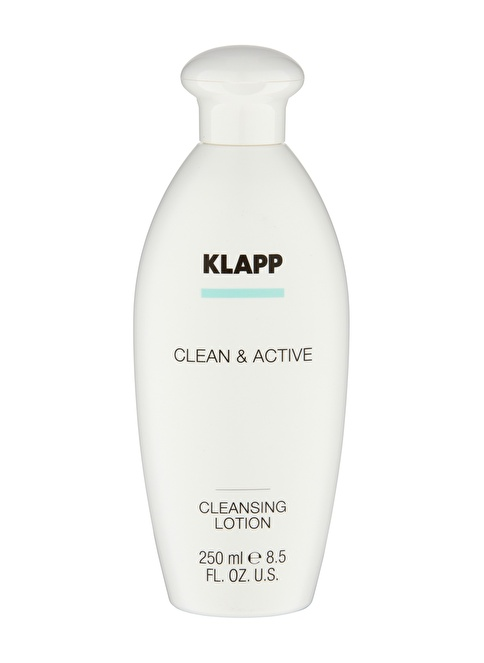 Klapp Clean&Active Cleansing Lotion 250 Ml Renksiz